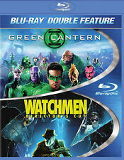 Green Lantern / Watchmen DBFE (BD) [Blu-ray], New DVDs