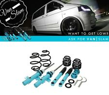 VanSlam VW Transporter T5 T6 T32 ONLY Coilover Lowering Suspension Kit 40-70mm