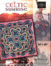 Quilt Pattern ~ CELTIC SUNRISE ~ by Judy Niemeyer - Foundation Paper Piecing