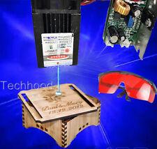 Engrave Laser 450nm 2500mW Blue Buner Laser Module/2.5W Blue Laser Bunner/TTL