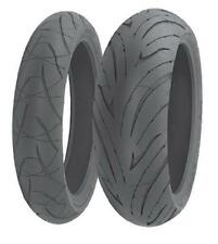 SHINKO 016 VERGE 2X DUAL COMPOUND RADIAL 120/70R17 Front Tire 120/70-17 87-4084
