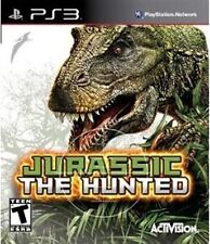 PLAYSTATION 3 PS3 GAME JURASSIC THE HUNTED  BRAND NEW