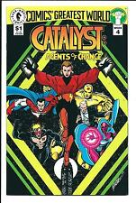 COMIC'S GREATEST WORLD: CATALYST: AGENTS OF CHANGE (AUG 1993), NM