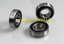 10pcs 6901-2RS 12x24x6mm Rubber Sealed Ball Bearing Miniature Bearing