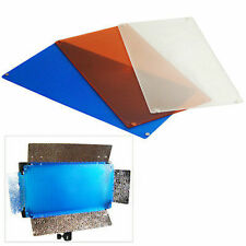 3 Color Filter For 500 LED Light Panel Photo Video Studio Lighting Photography