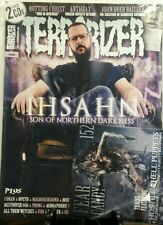 Terrorizer Issue 268 Ihsahn Son of Northern Darkness Anthrax FREE SHIPPING sb