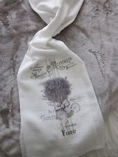 ~ LAVENDER Provence FRANCE Tea Towel FRENCH Chic BEAUTIFUL ~