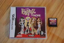 BRATZ THE MOVIE pour DS