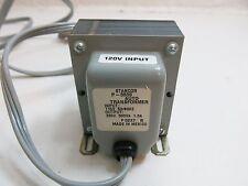 STANCOR P-8639 AUTO TRANSFORMER  INPUT 115V TO OUTPUT 230V 300 VA 1.3A