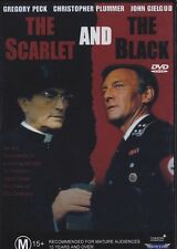 THE SCARLET AND THE BLACK -GREGORY PECK NEW &SEALED DVD