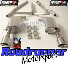 Milltek SSXM026 Mini Cooper S Clubman Exhaust Cat Back Non Res MK2 1.6 Turbo