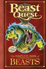 The Complete Book of Beasts (Beast Quest), Blade, Adam, New Books