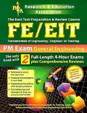 FE-EIT PM - General Engineering REA - The Best Test Prep for the EIT Exam Eng