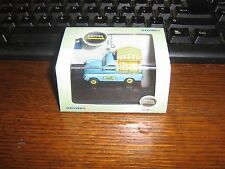 OXFORD DIE-CAST - Ford Anglia Ice Cream Van - Walls Little Man - 00 gauge / 1:76