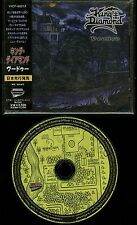 King Diamond Voodoo Japan promo CD Ultra Rare ! Mercyful Fate