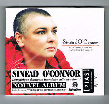 SINEAD O'CONNOR - HOW ABOUT I BE ME (AND YOU BE YOU) ? - CD 10 TITRES - NEUF NEW
