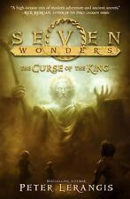 Seven Wonders Book 4: The Curse of the King-ExLibrary