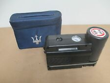 Maserati Tire / Air Compressor Portable Pump / Spare