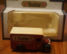 LLEDO DAYS GONE BY HAMLEYS FAMOUS LONDON TOY STORE MODEL VAN LORRY TRUCK BOXED
