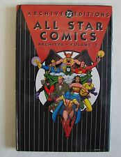 US DC Archive Edition: all Star Comics vol3 HC (NUOVO)