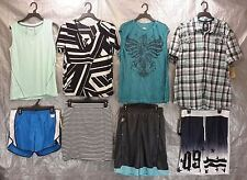 Wholesale Lot Of 100 Assorted Men & Women Clothing Size S-L BRAND NEW, FREE SHIP