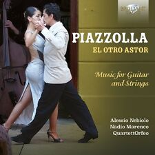 EL OTRO ASTOR-MUSIC FOR GUITAR AND STRINGS  CD NEU PIAZZOLLA,ASTOR