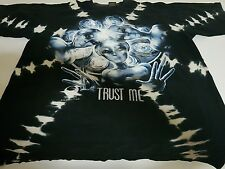 1990's Trust Me Alien T Shirt Churinga Made in Australia