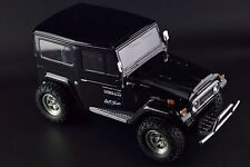 NEW TAMIYA 1/10 RC CC-01 4WD OFFROAD TOYOTA LAND CRUISER 40 BLACK ASSEMBLED