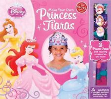 Make Your Own Princess Tiaras by Klutz Editors (2012, Mixed Media)