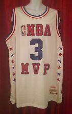 IVERSON #3 2000-00 NBA MVP Jersey - Hardwood Classic-Mitchell & Ness: Size 56