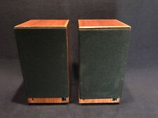 KEF 101 Reference Bookself Speakers Type Sp1122 Made In England Rare!