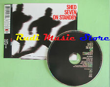 CD singolo SHED SEVEN on standby UK 1996 POLYDOR no vhs dvd mc (S4)