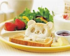 Cute Kawaii Panda Pop Up Toast Bread Food Sandwich Stamp Maker Mold Cutter Q
