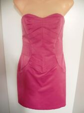 Wish Accelerator Magenta Pink Mini Club Party Dress New Size M 12