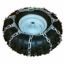 "Peerless 15"" x 5"" Snow Blower Tire Chains For Ariens & Toro Snow Blowers"