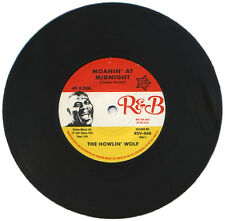 """THE HOWLIN' WOLF  """"MOANIN' AT MIDNIGHT""""    50's R&B CLASSIC    LISTEN!"""