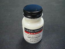 Testors Model Master Acryl Paint (1 oz) - 4638 Clear Gloss