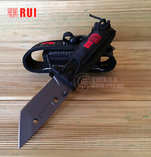Navaja Tactica RUI WANTUCK Hoja 9 cm Knife Messer Coltello Couteau
