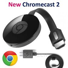Google Chromecast 2015 Digital HD Media Streamer 2 (Latest Model) NEW