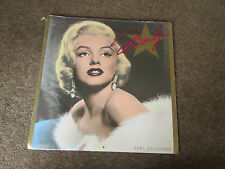 Marilyn MONROE  Original  Calendar 1991  STILL SEALED IN PACKAGING