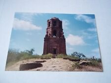 Old Church bell tower photograph - Ilocos Norte, Philippines.