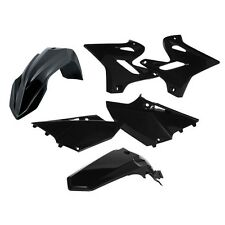 Acerbis Black Plastic Kit For Yamaha YZ 125 250 2015-2016 2402970001