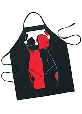 HARLEY QUINN - CHARACTER APRON - BRAND NEW - DC COMICS SEXY 07550