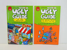 Ugly Buide Books #1 & 3 by David Horvath & Sun-Min Kim (Paperbacks)