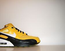 2011 Nike Air Max 90 Premium ID TAXI Promo Sample Sz. 10 SP Custom Black Yellow