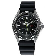 SEIKO 5 SPORTS MENS AUTOMATIC SNZB23J2 FREE EXPRESS RUBBER JAPAN MD SNZB23 WATCH