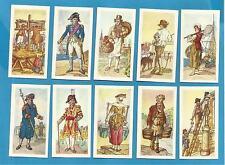 Original Lamberts cigarette/ tea cards - BEFORE OUR TIME - 1961 Mint full set