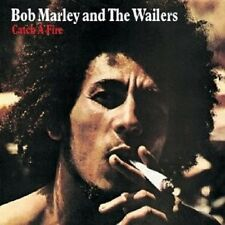 "BOB MARLEY & THE WAILERS ""CATCH A FIRE"" CD NEU"