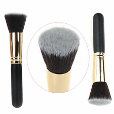 Pro Makeup Cosmetic Kabuki Face Fiber Powder Foundation Blush Brush Stipple Tool