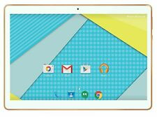 "10.1"" Smartphone Phablet Tablet 4G GSM Unlocked USA Quadcore Android 5.1 White"